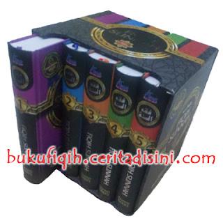 Buku Fiqih Sunnah Sayyid Sabiq 5 Jilid