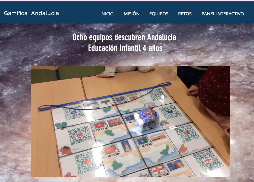 Gamifica Andalucía