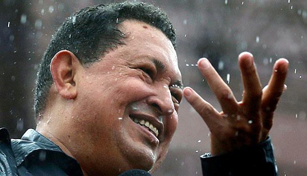 Compañero Hugo Chávez ¡Presente!
