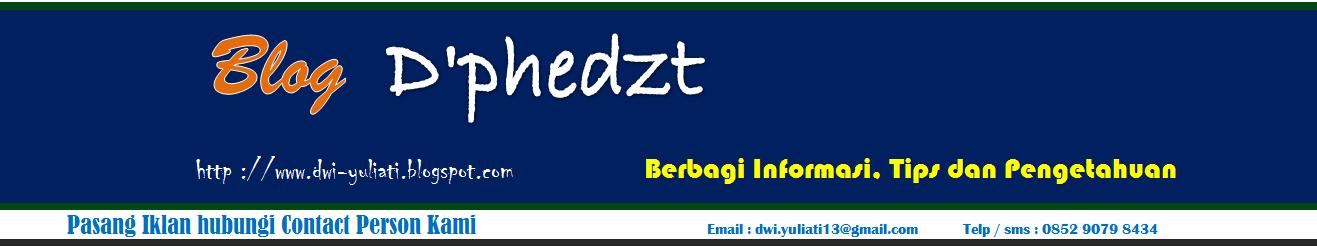 Blog D'phedzt