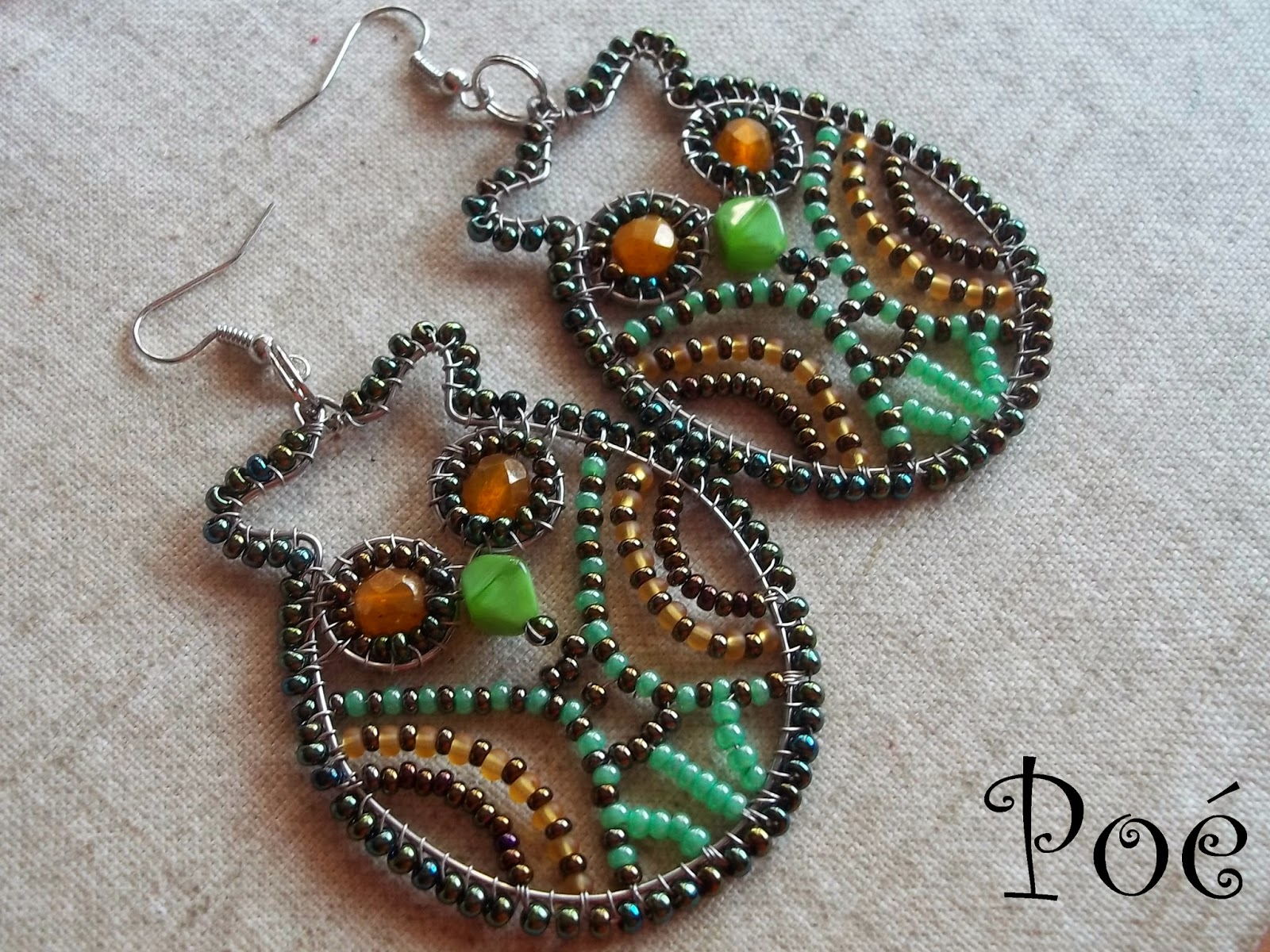 wire wrapped owl jewelry tutorials the beading gem s
