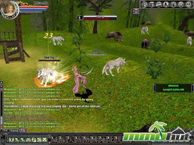 Wolf Online v1.4.0 MOD Apk