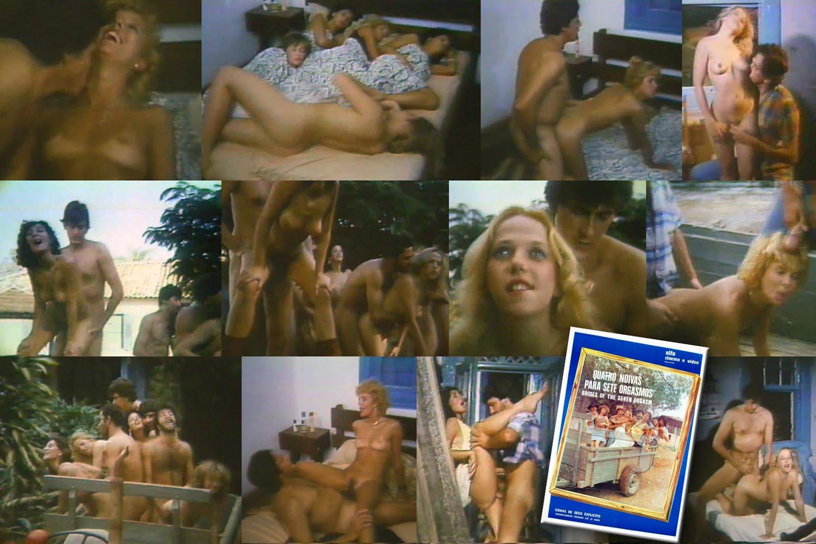 Resultado de imagem para quatro noivas para sete orgasmos filme