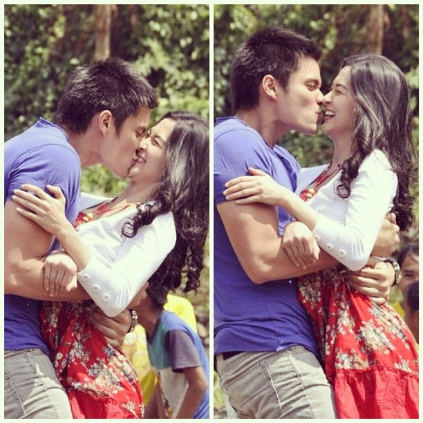 Dingdong and Marian, Dingdong Dantes, Dingdong Dantes, Dingdong Marian, Marian Rivera, DongYan, Loveteam, Favorite Kapuso Loveteam, Kapuso Loveteam, Kapuso Pictures,