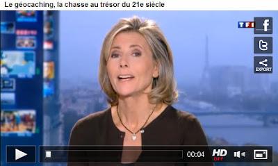 JT 13h TF1 samedi 13 octobre 2012