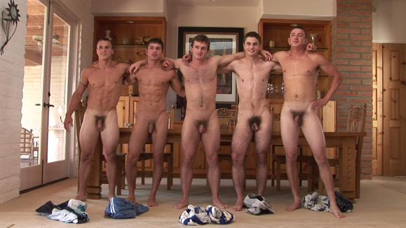 pajas en grupo famosos desnudos pajilleros