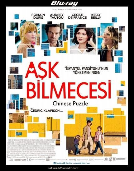 Aşk Bilmecesi: Casse-tête chinois (2013) - 1080P - BRRiP - TÜRKÇE DUBLAJ - TEK LiNK iNDiR