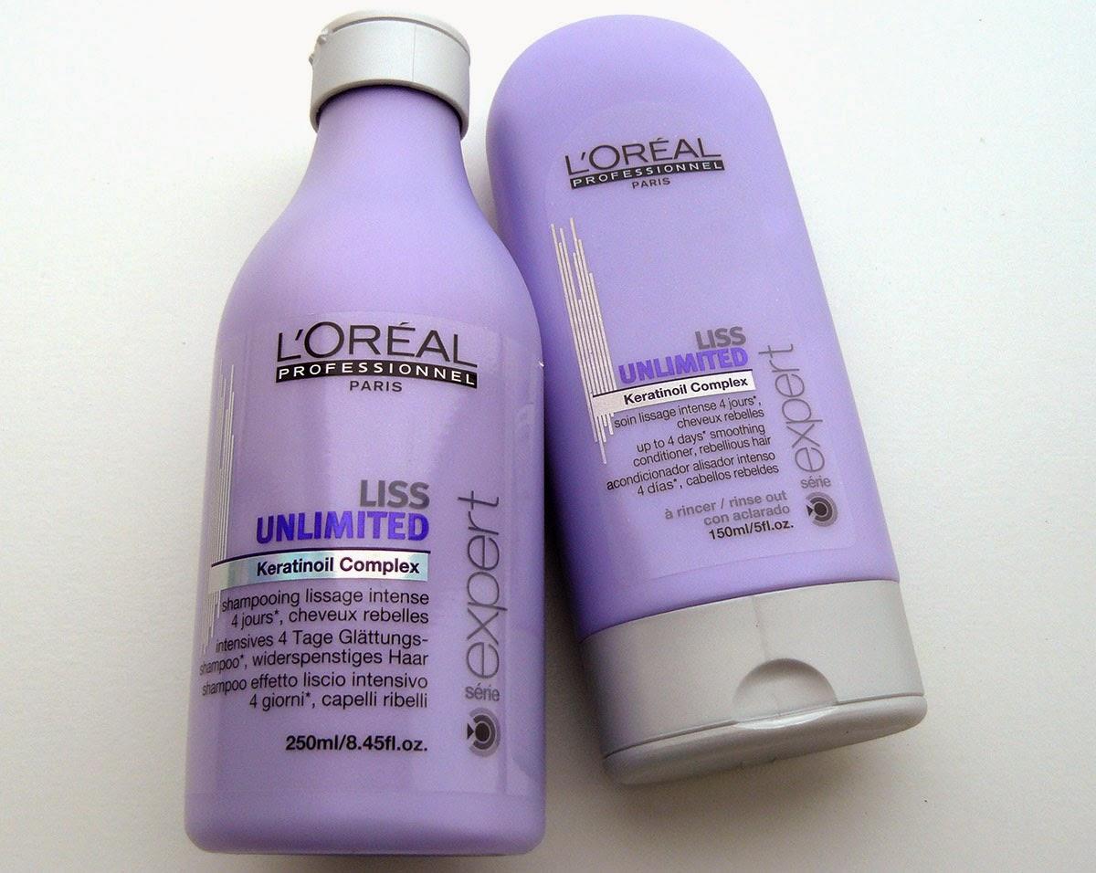 L'Oréal Professionnel Série Expert Liss Unlimited