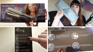 Remington PROtect Hair Straightener Review