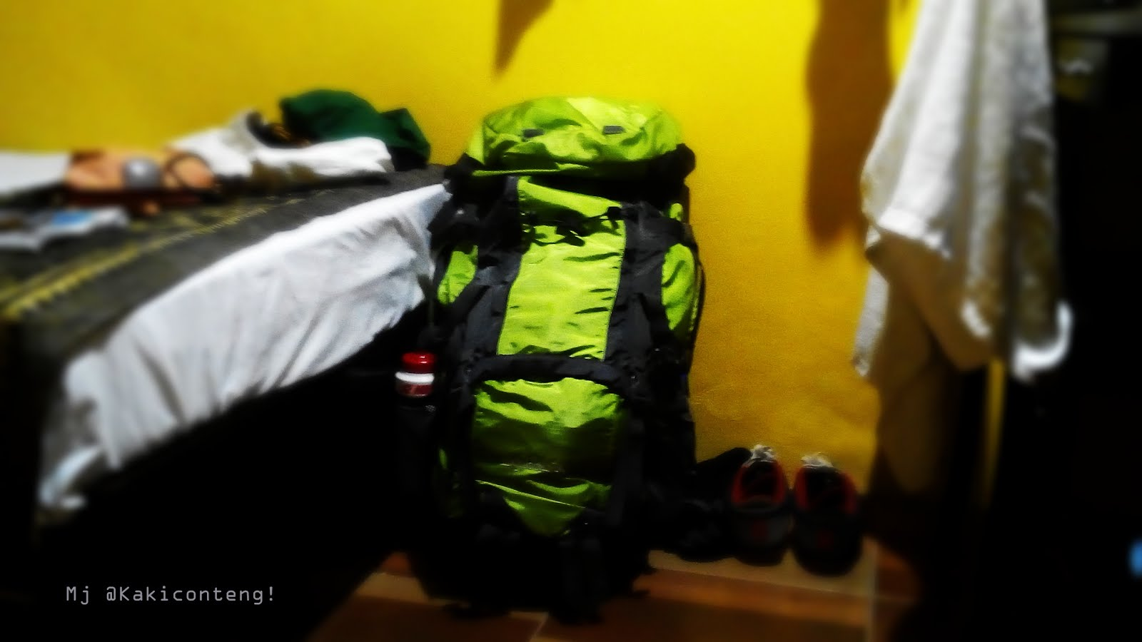 BACKPACKER [2015]