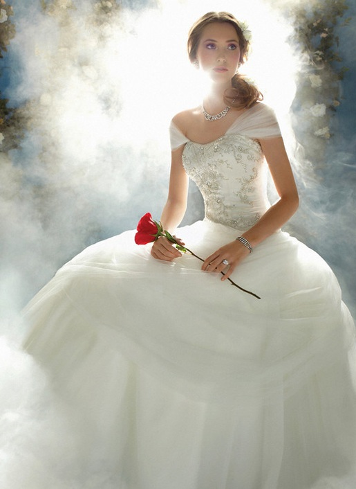 bridal collection disney fairy tale bridal dress wedding