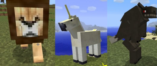 mo creatures 1 3 1 Mo' Creatures Mod for Minecraft 1.6.4/1.6.2