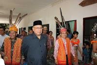 Pehin Orang Kaya Hamzah Pahlawan Dato Seri Setia Haji Abdullah, Minister of Development.