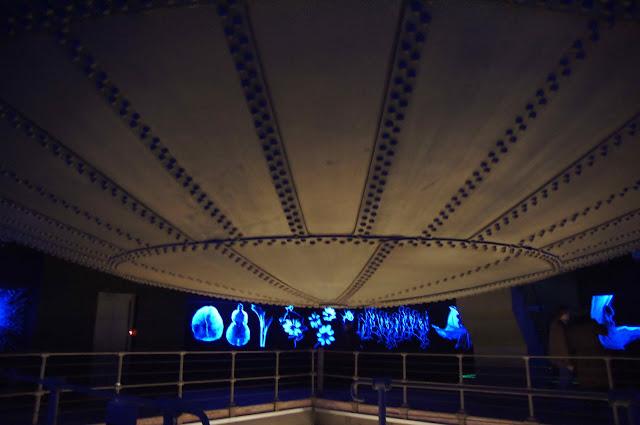 El primer sector, todo un espectáculo - Imagen de marcelodelcampo.blogspot.com