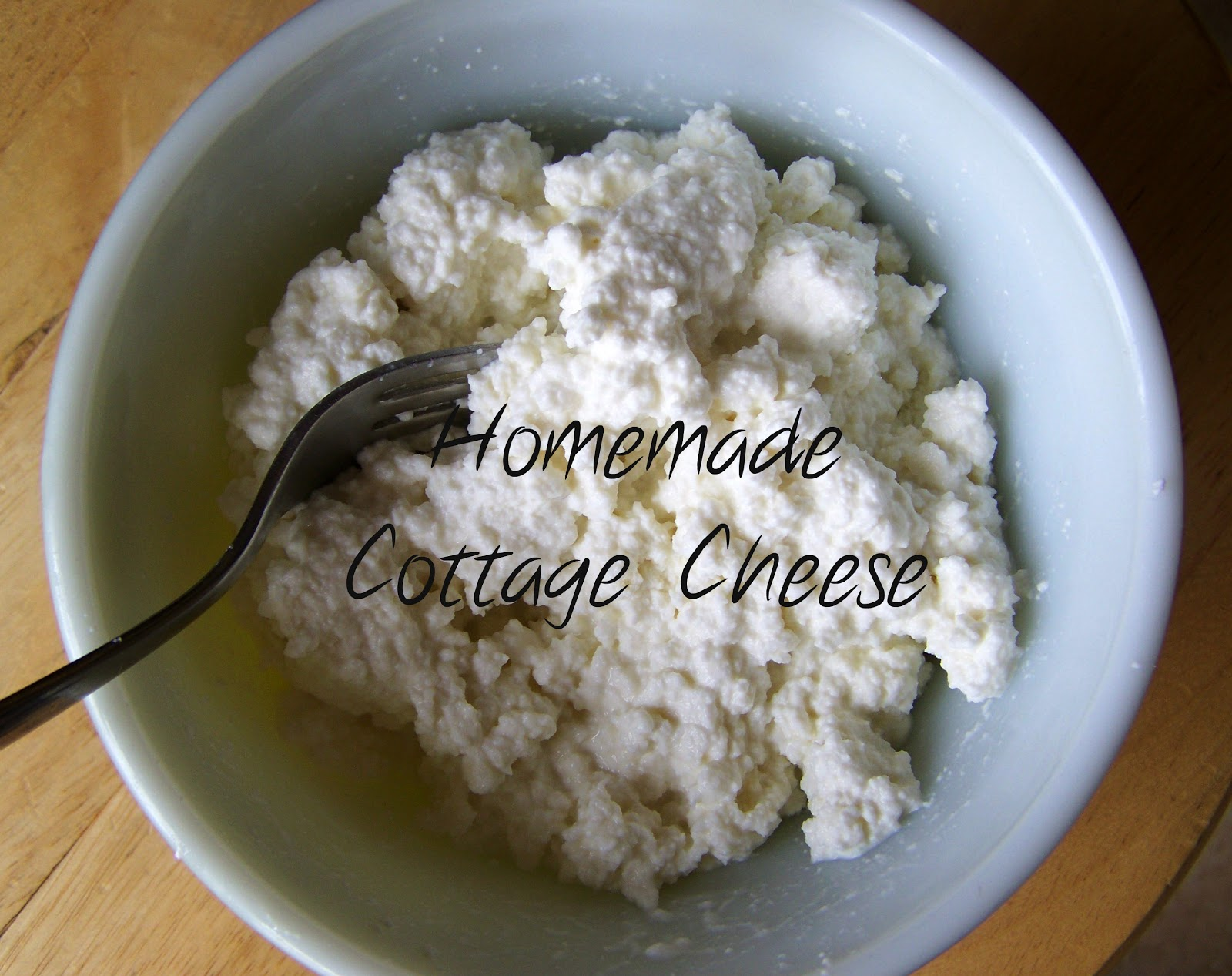 Poppy Juice: Easy and Delicious Homemade Cottage Cheese (without ...