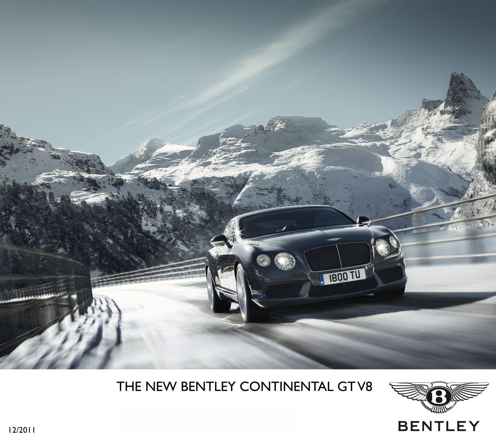 Bentley Gtc Convertible He He He: Revista Coche: Bentley Presenta Su Nuevo Bentley