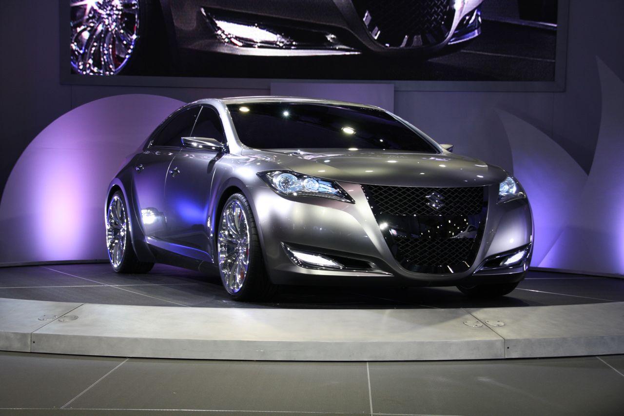 International Fast Cars Suzuki