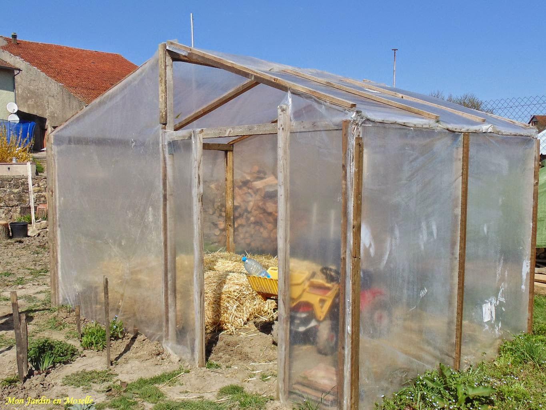 Mon jardin en moselle weekend au potager - Un abri de jardin est il imposable ...
