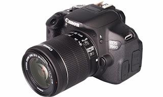 Harga dan Spesifikasi Kamera Canon EOS 700D