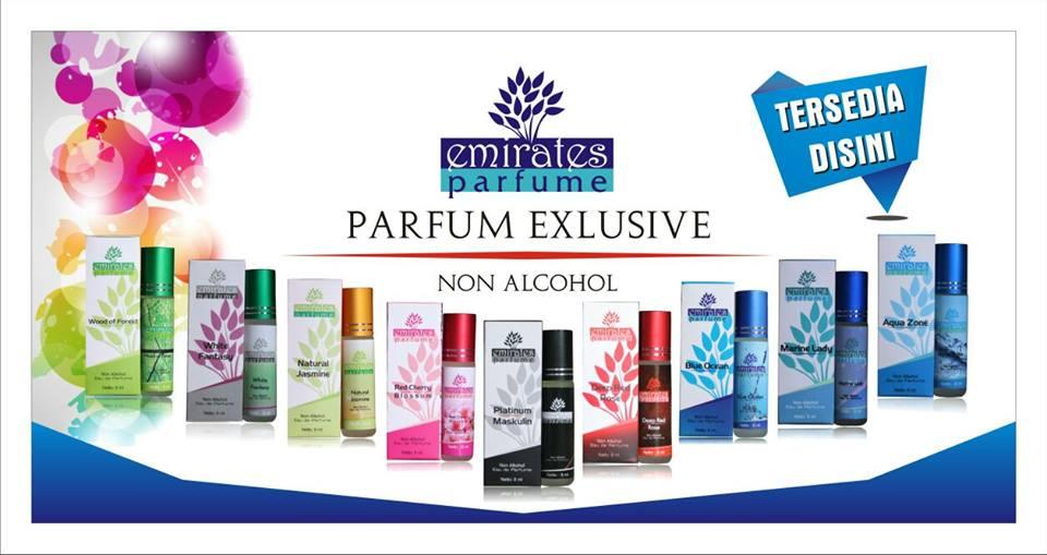 Agen Resmi Emirates Parfume