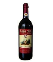 Rượu Chát Nâu Đà lạt 750ml