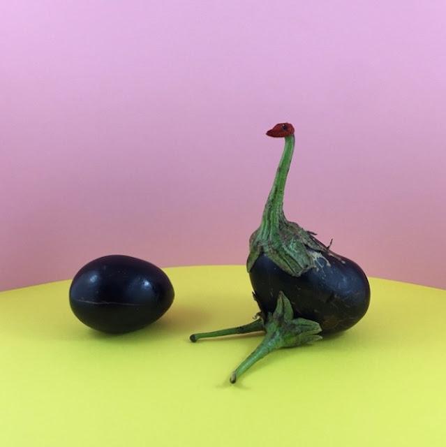 Mundane Matters food art