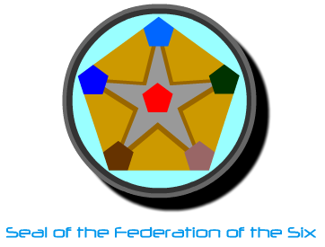 Seal of the Federation of the Six (small)