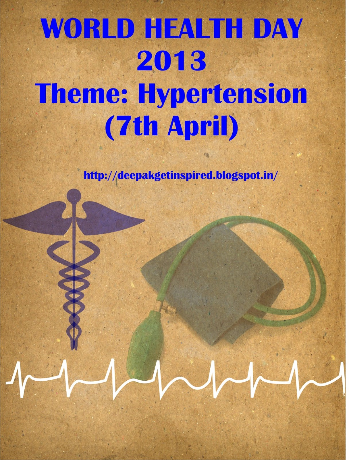world health day   theme hypertension 7th april get