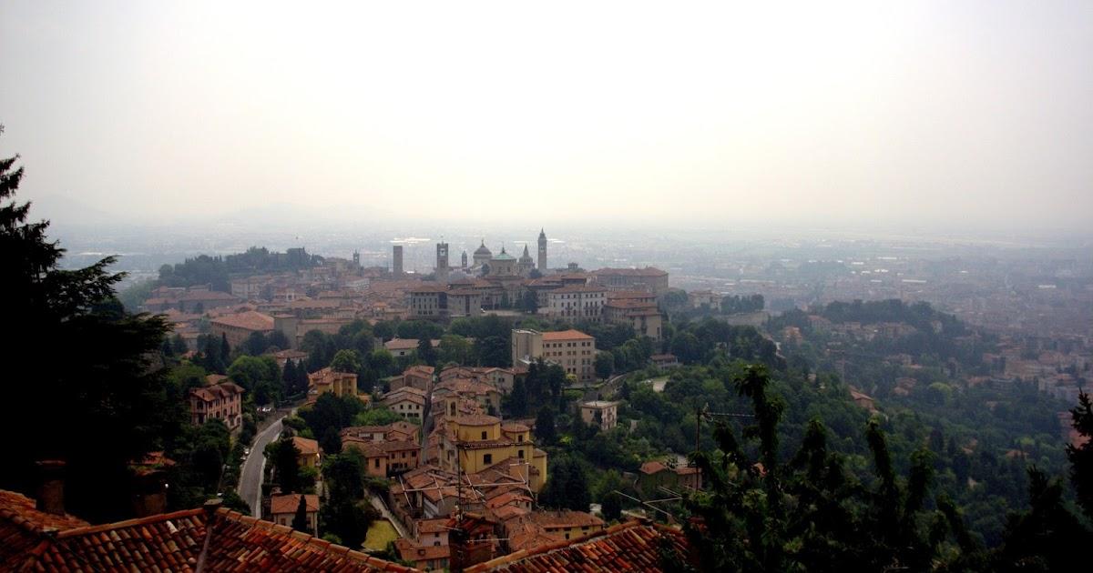 Bergamo gourmet e la luna buss alle porte di citt alta - Colorazione pagine palma domenica ...