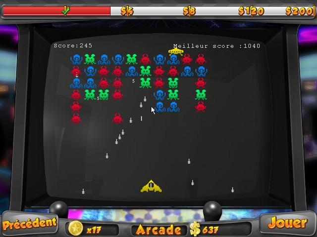 1980 games - Vieux jeux video et jeux d'arcade en ligne