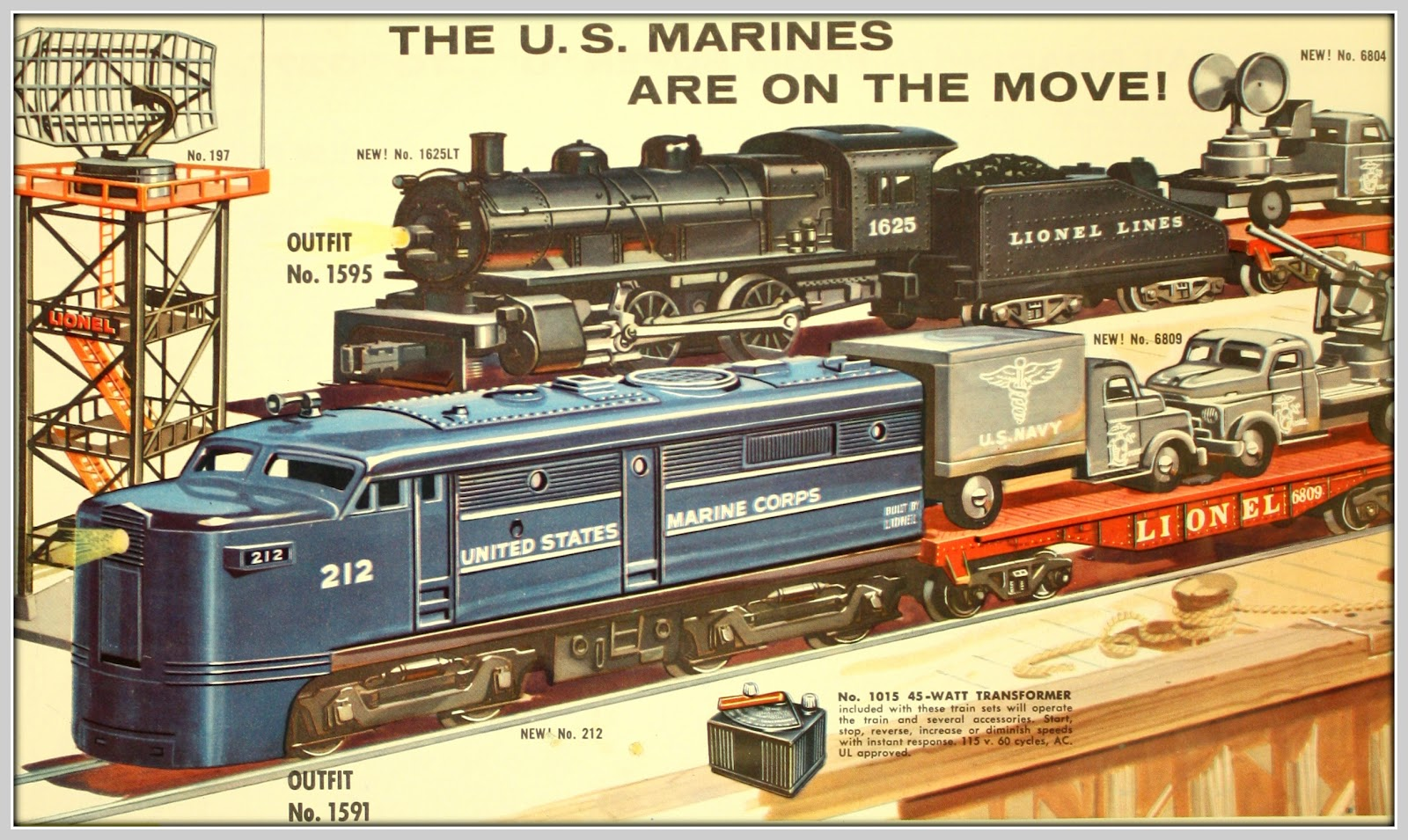 Lionel Trains Catalog : Everythingcroton final installment index for train