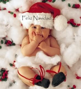 Nosotras les deseamos FELIZ NAVIDAD !!!