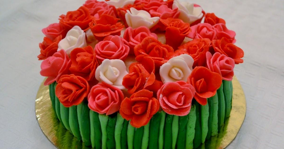 Deezert: A Bouquet of Roses
