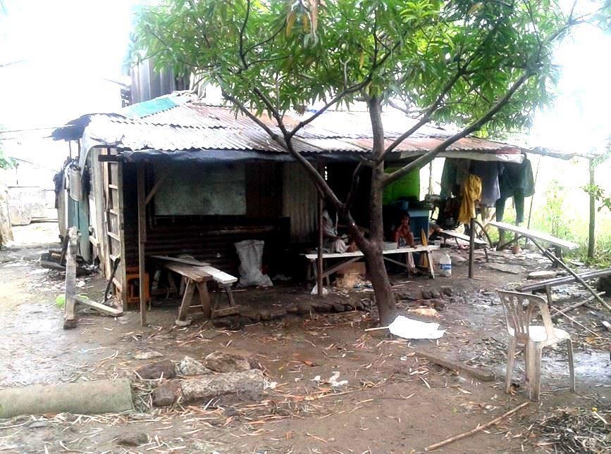 Pastor's House in Manila