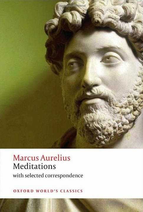 Italophile Book Reviews: The Meditations by Marcus Aurelius