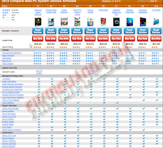 best 10 Software System Utilities 2012