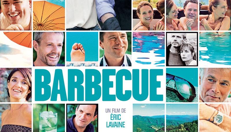 Barbecue / Barbacoa de Amigos film película