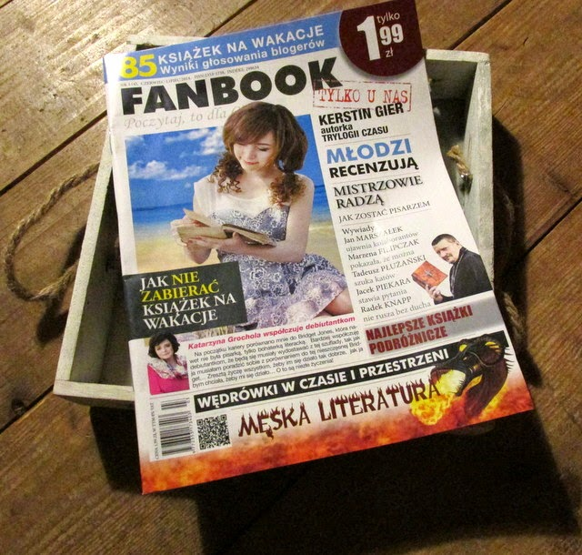 FANBOOK Nr 3 (4) - czerwiec-lipiec 2014