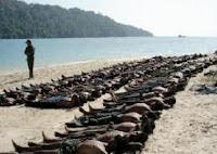 Pembantai Muslim di Myaanmar