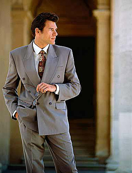 italian suit for man 2011