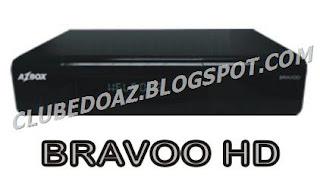 NOVA ATUALIZAÇÃO AZBOX BRAVO HD 11/08/11
