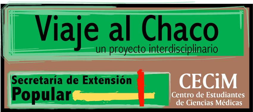 VIAJE AL CHACO