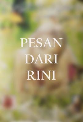 Pesan Dari Rini, Cerpen, renggonesia