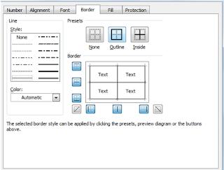 Belajar Komputer Excel 2007