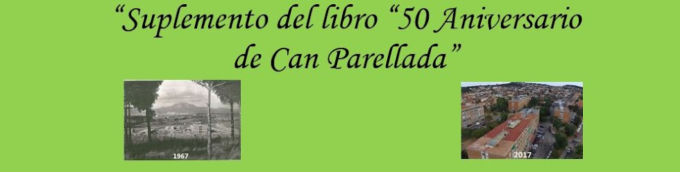 50 ANIVERSARIO DE CAN PARELLADA