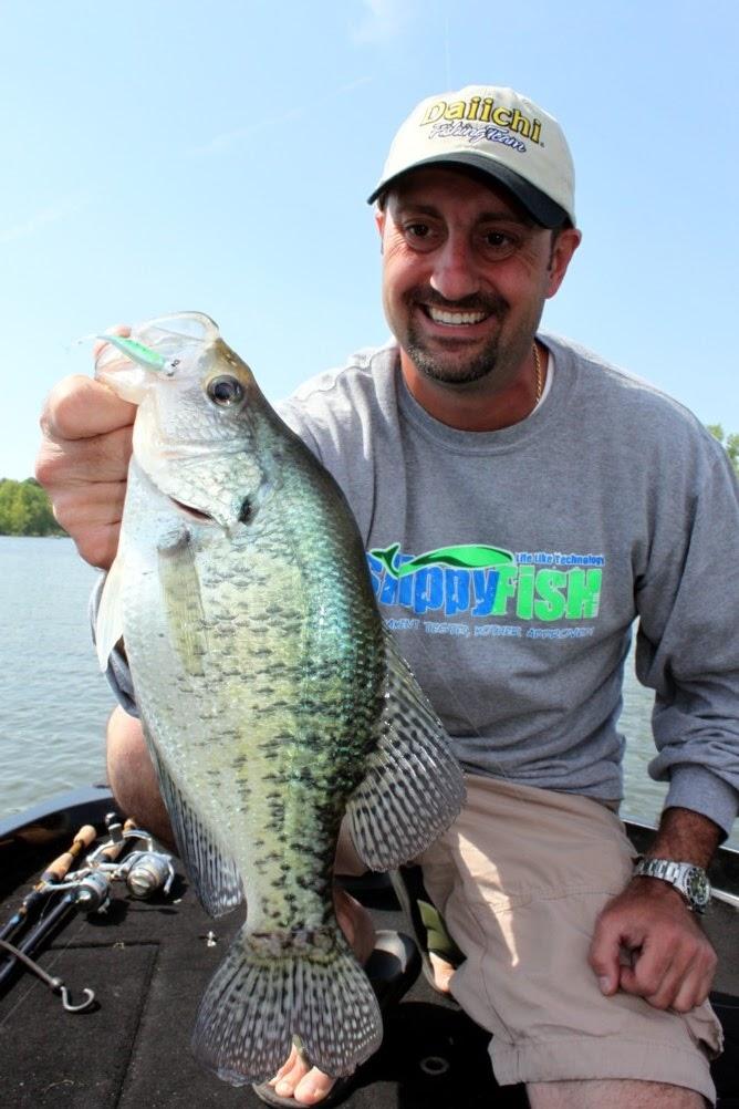 Jeff samsel fishing every angler 39 s fishing lake for Pymatuning fishing report