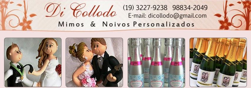 Di Collodo - Mimos & Noivos Personalizados, Campinas/SP e Região