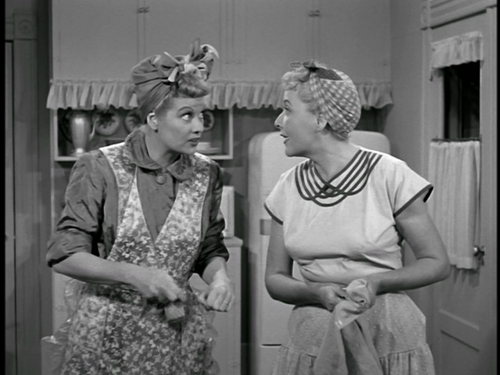 Cockeyed Caravan Seeds Of Greatness 1 I Love Lucy