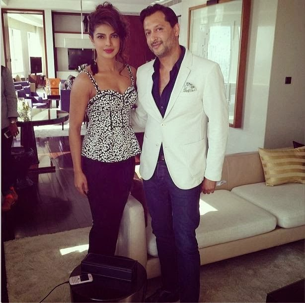Priyanka Chopra Hot Latest Photo 2014