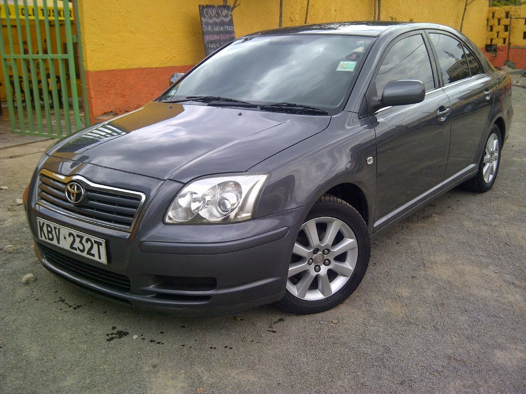nairobimail toyota avensis 2006 5 speed manual dark grey 1800 cc toyota avensis 2006 workshop manual toyota avensis 2006 online manual